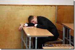 Чем занимаются гродненцы на уроках, когда скучно