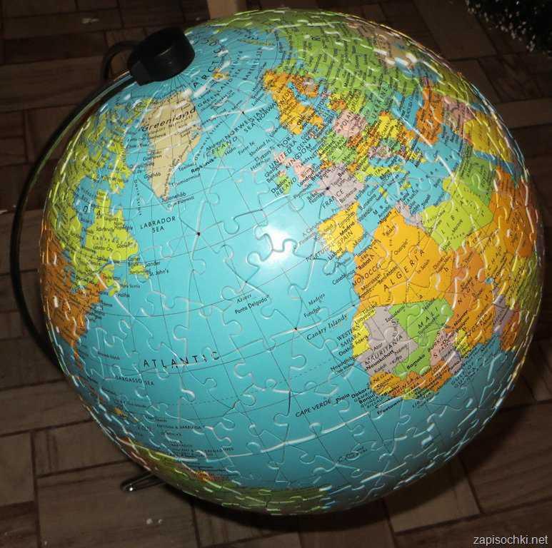 Как создать Землю за 2 дня.